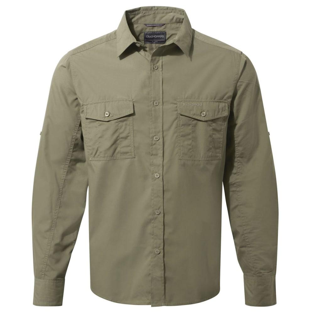 CRAGHOPPERS Men's NosiDefence  Kiwi Long Sleeve Shirt S