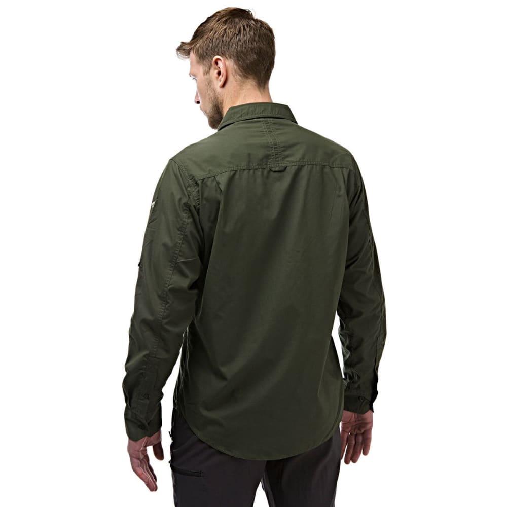 CRAGHOPPERS Men's NosiDefence  Kiwi Long Sleeve Shirt - CEDAR-1TG