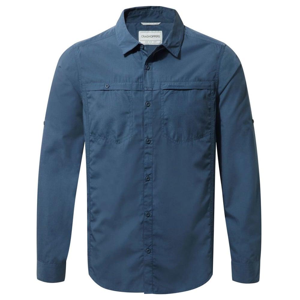 CRAGHOPPERS Men's NosiDefence Kiwi Trek Long Sleeve Shirt S