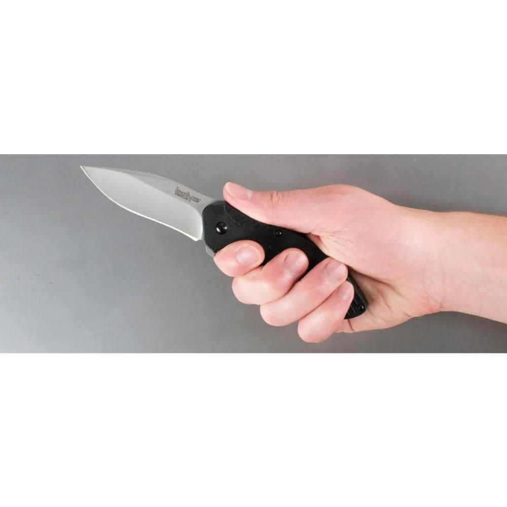 KERSHAW Clash Knife - BLACK