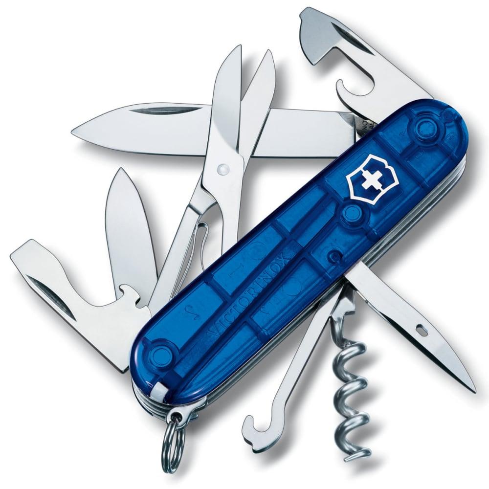 VICTORINOX SWISS ARMY Climber Pocket Knife - SAPPHIRE