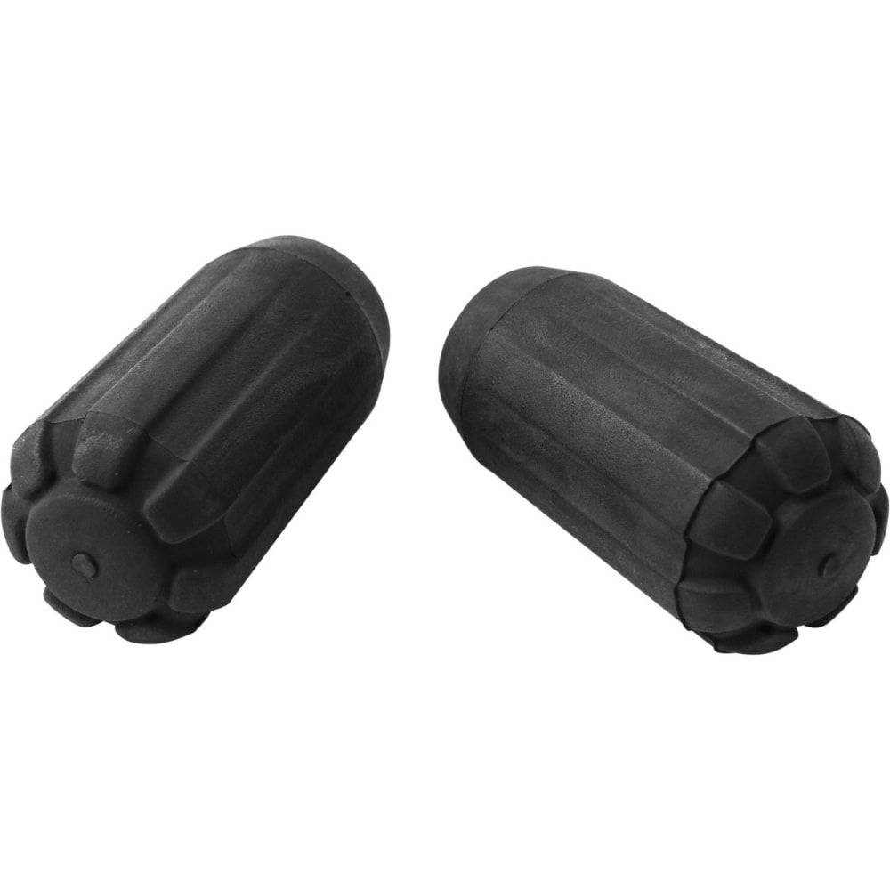 BLACK DIAMOND Trekking Pole Tip Protectors - BLACK