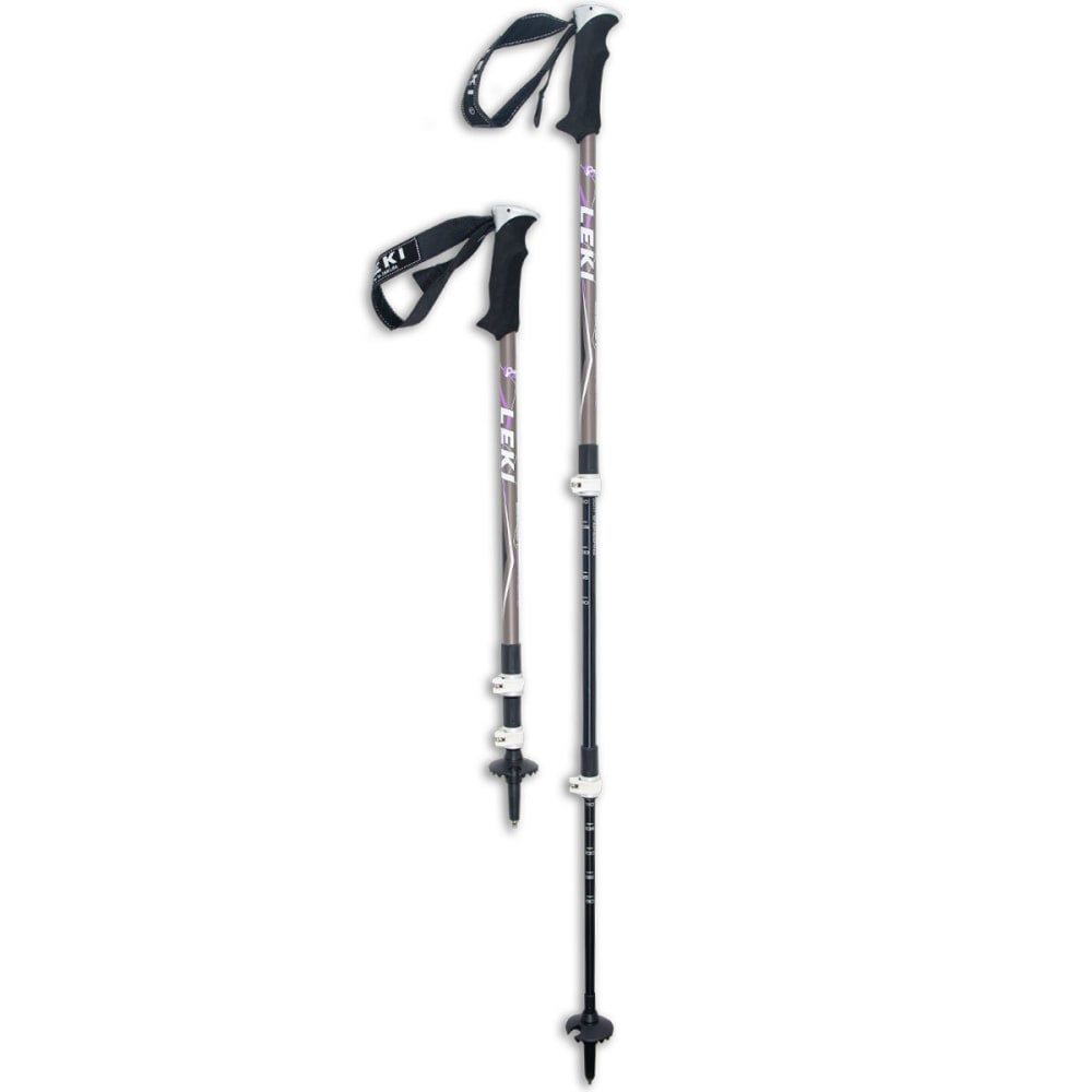 LEKI Women's Legacy Lady Trekking Pole - NO COLOR