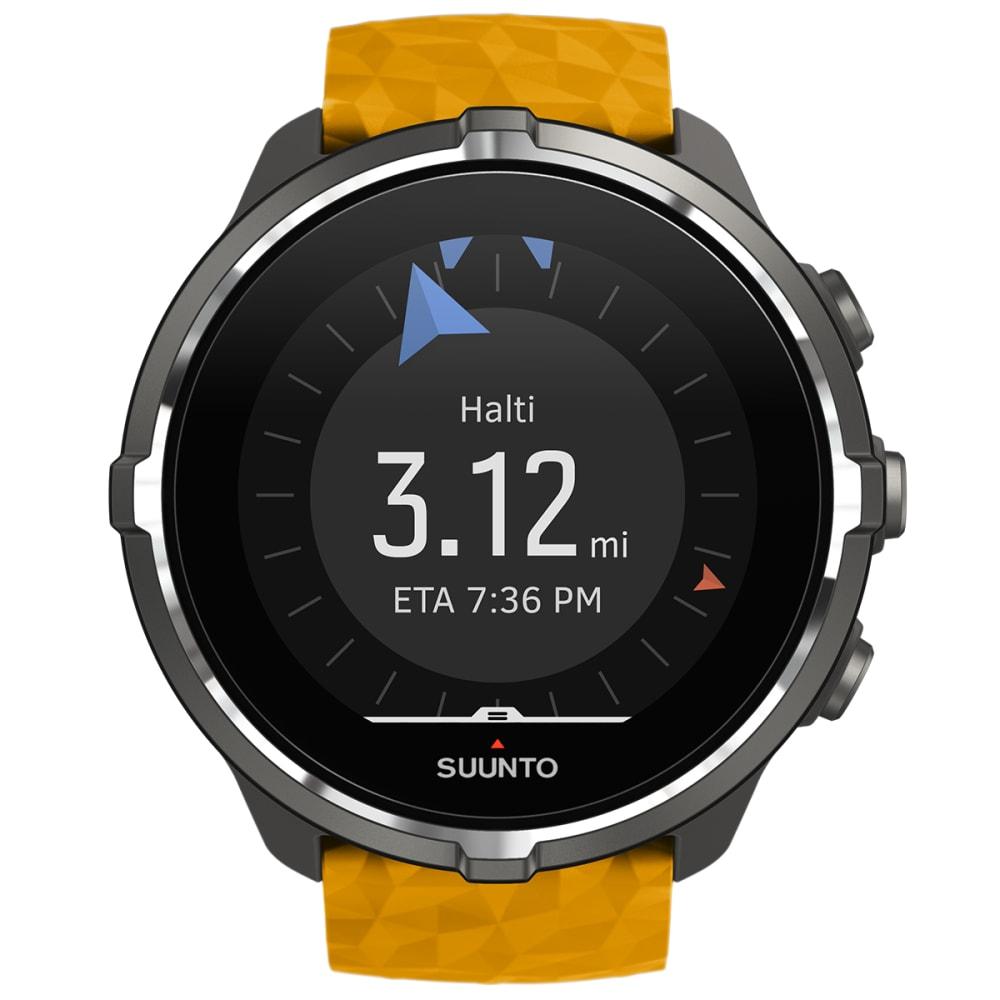 SUUNTO Spartan Sport Wrist HR Baro Watch - AMBER