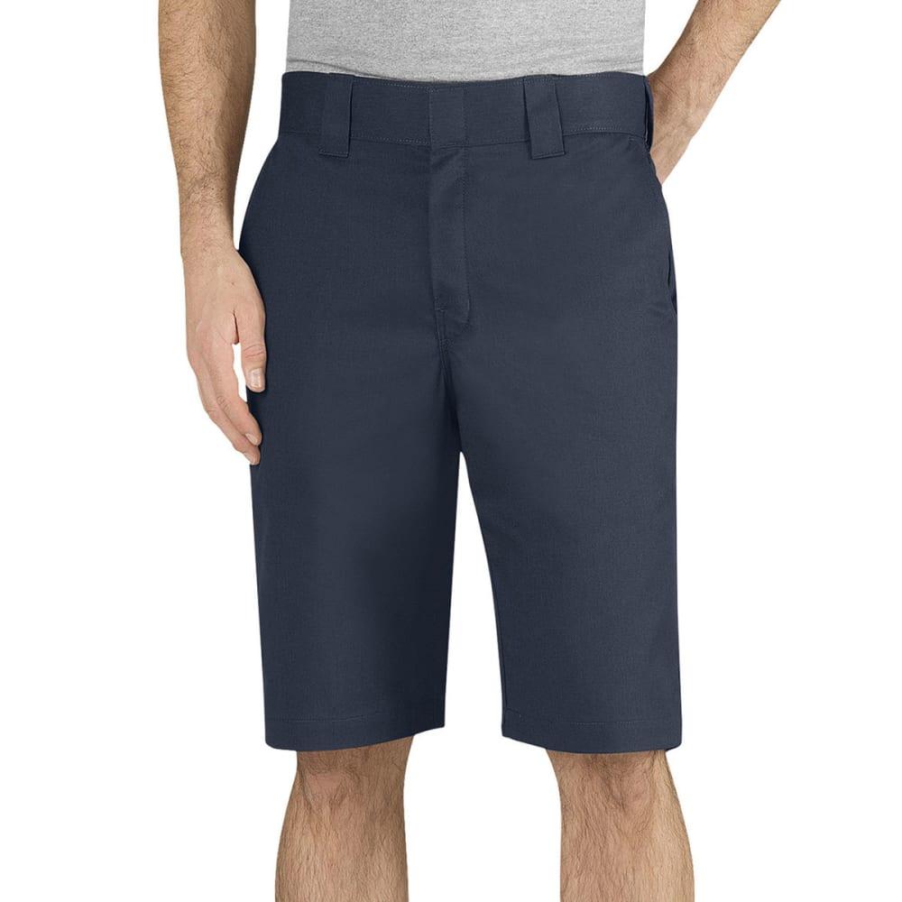 "DICKIES Men's Flex 11"" Regular Fit Work Shorts 32"