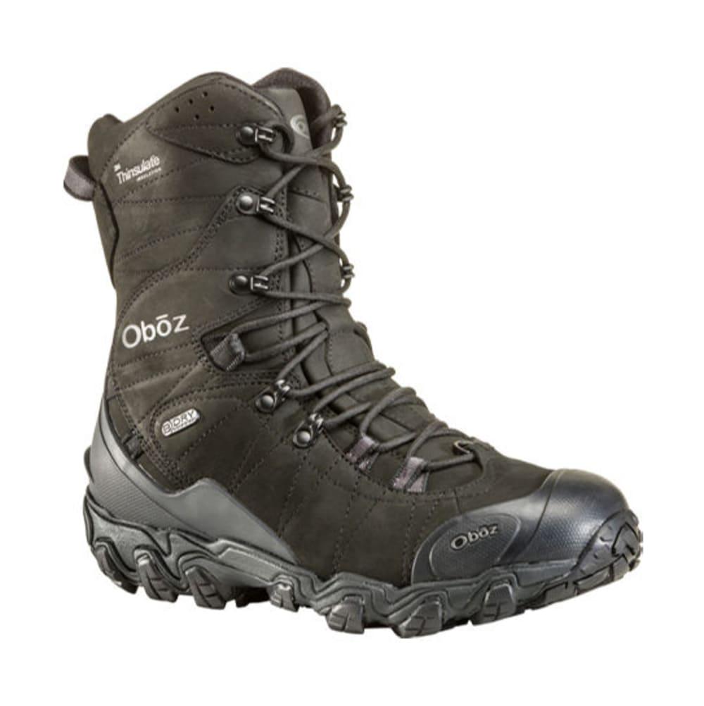 OBOZ Men's 10 in. Bridger Insulated Waterproof Storm Boots 13