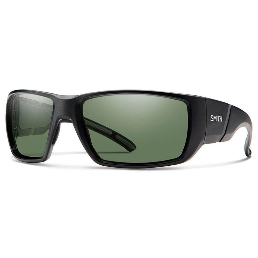 SMITH Transfer XL Sunglasses - MTBLK/POLAR GRAY GRN