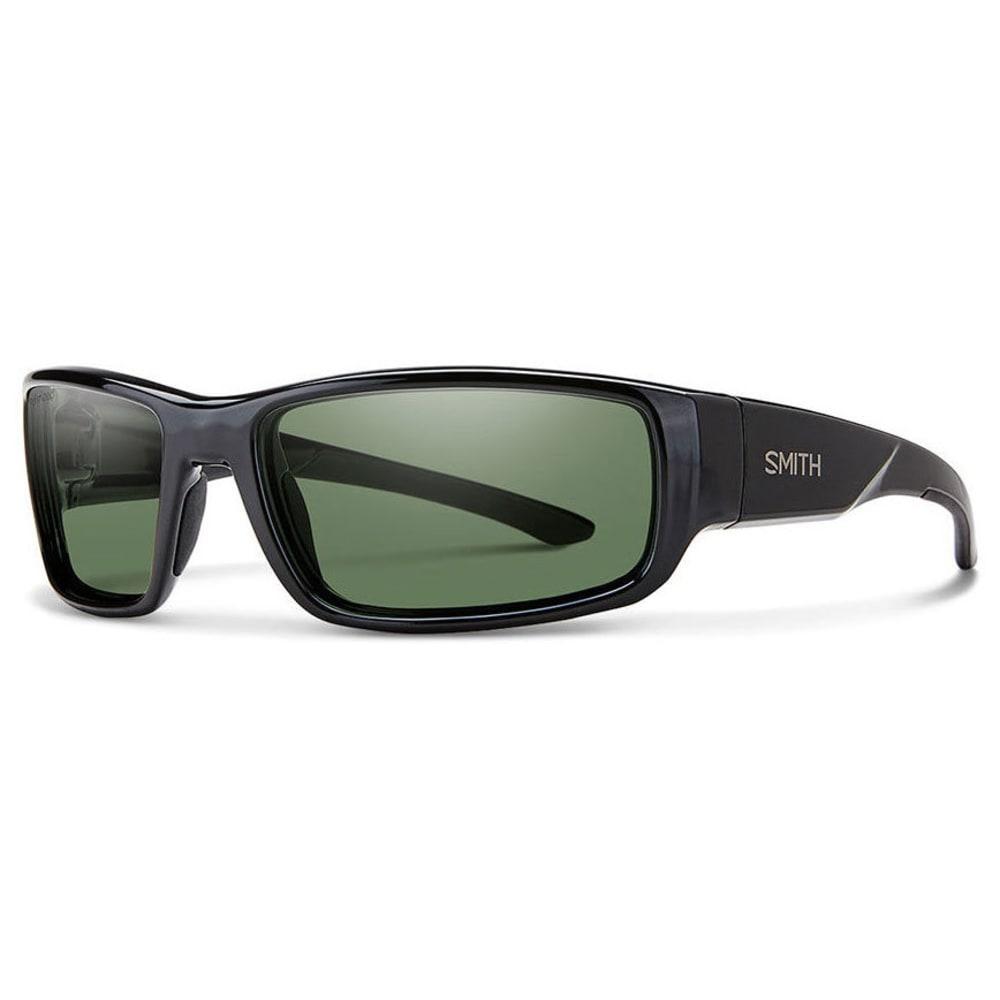 SMITH Survey Sunglasses - BLK/POLAR GRAY GREEN