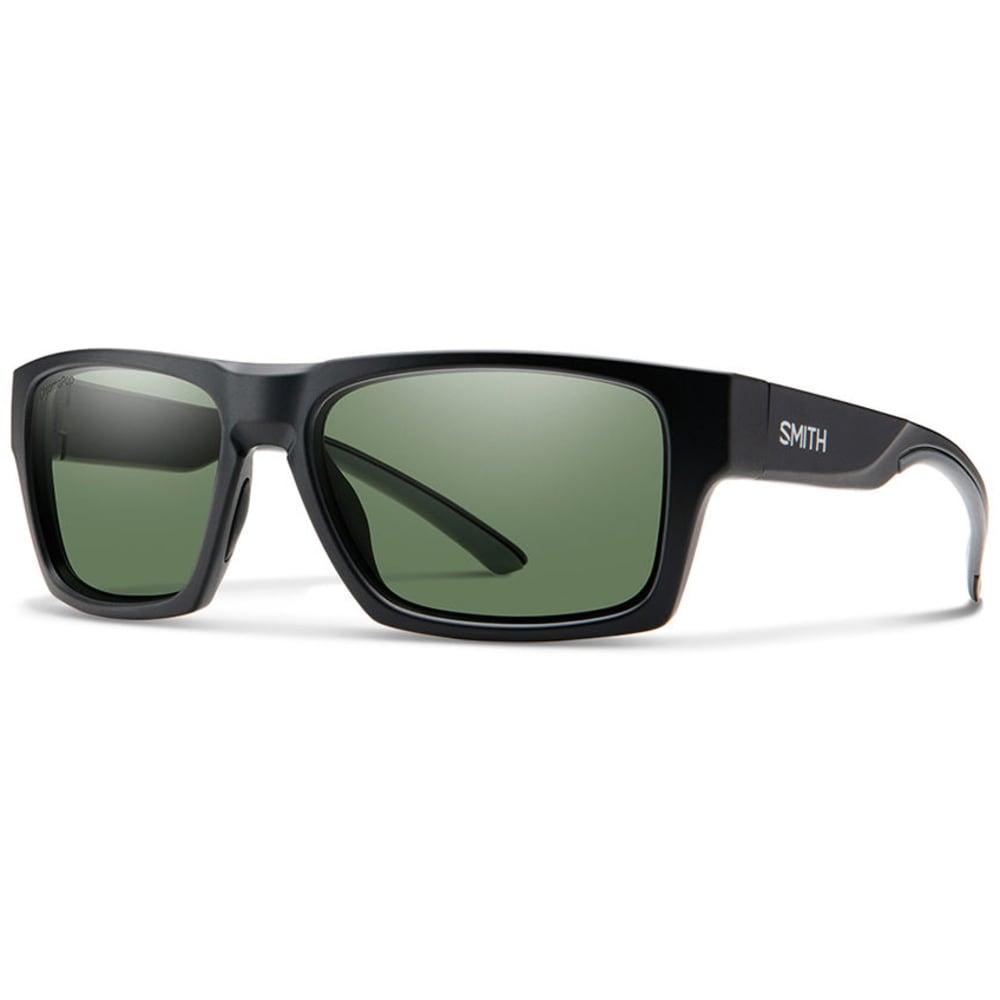 SMITH Outlier 2 Sunglasses - MTBLK/POLAR GRAY GRN