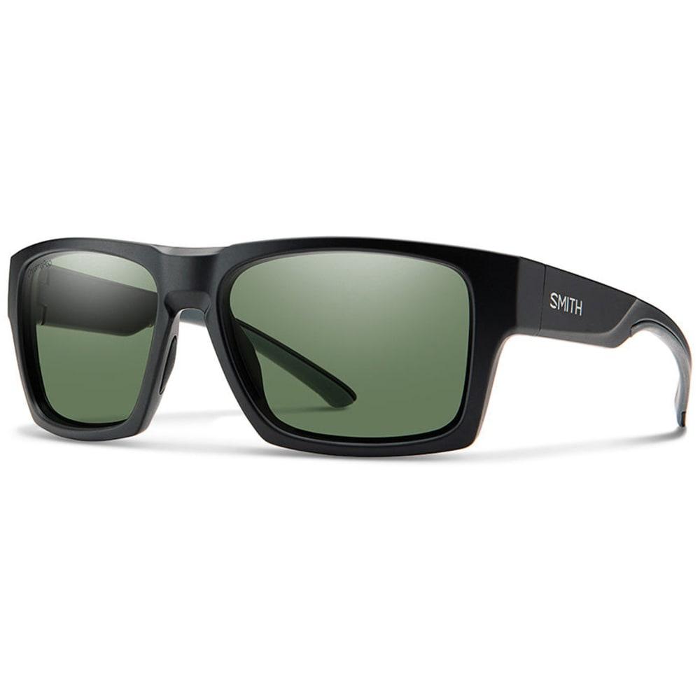 SMITH Outlier 2 XL Sunglasses - MTBLK/POLAR GRAY GRN