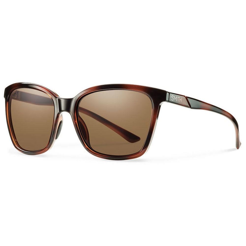 SMITH Women's Colette Sunglasses - TORTOISE/PLRBRN