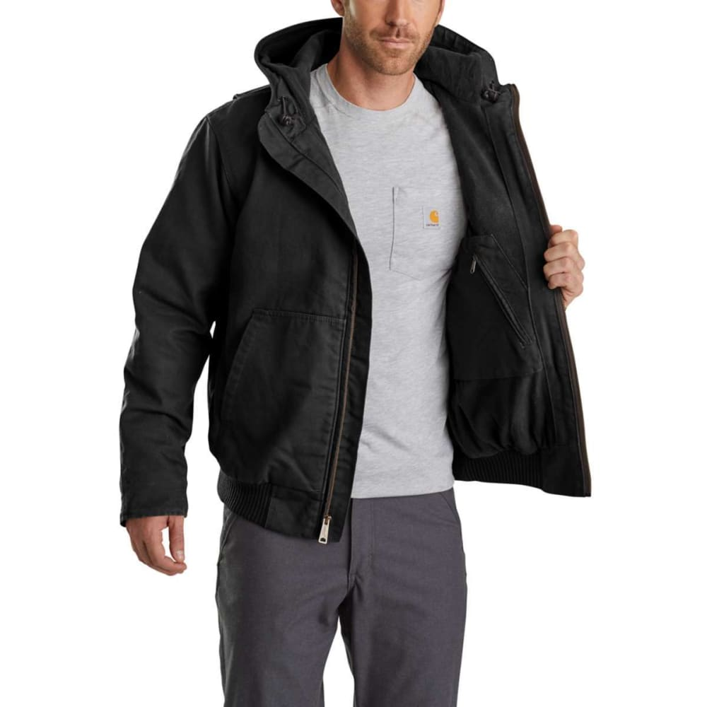 CARHARTT Men's Full Swing Armstrong Active Jacket - 001 BLACK