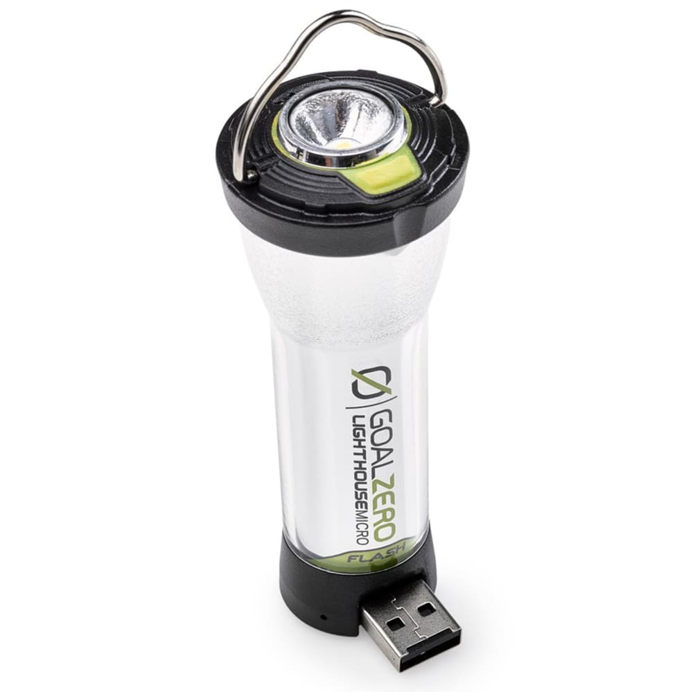 GOAL ZERO Lighthouse Micro Flash USB Rechargeable Lantern - NO COLOR
