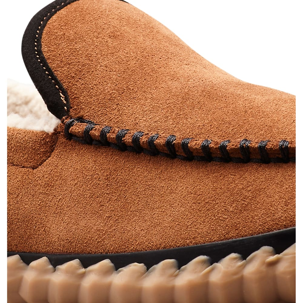 SOREL Men's Sorel Dude Moc Slippers - GRIZZLY