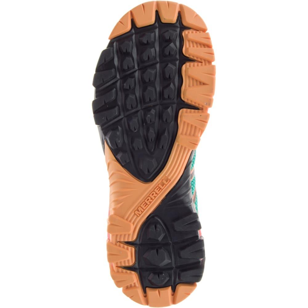 MERRELL Women's MQM Flex Gore-Tex Low Hiking Shoes - FRUIT PUNCH