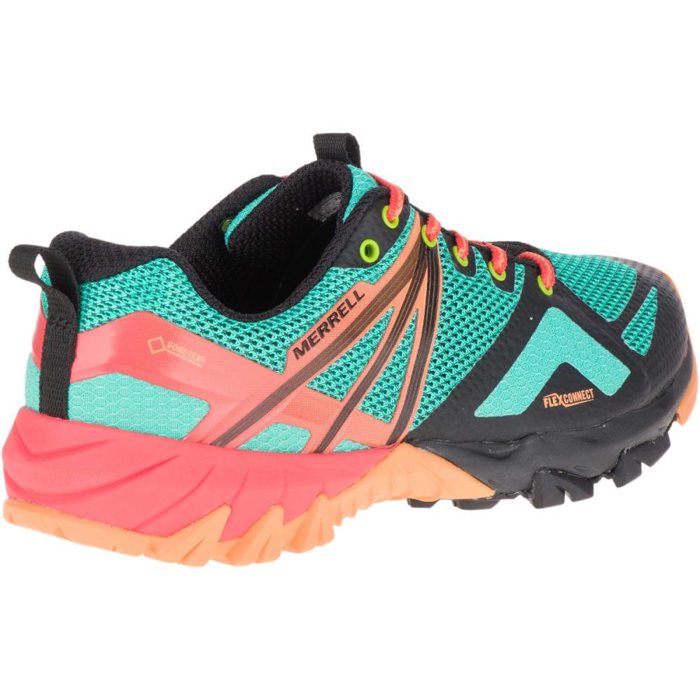 72bf17b571b30 MERRELL Women's MQM Flex Gore-Tex Low Hiking Shoes