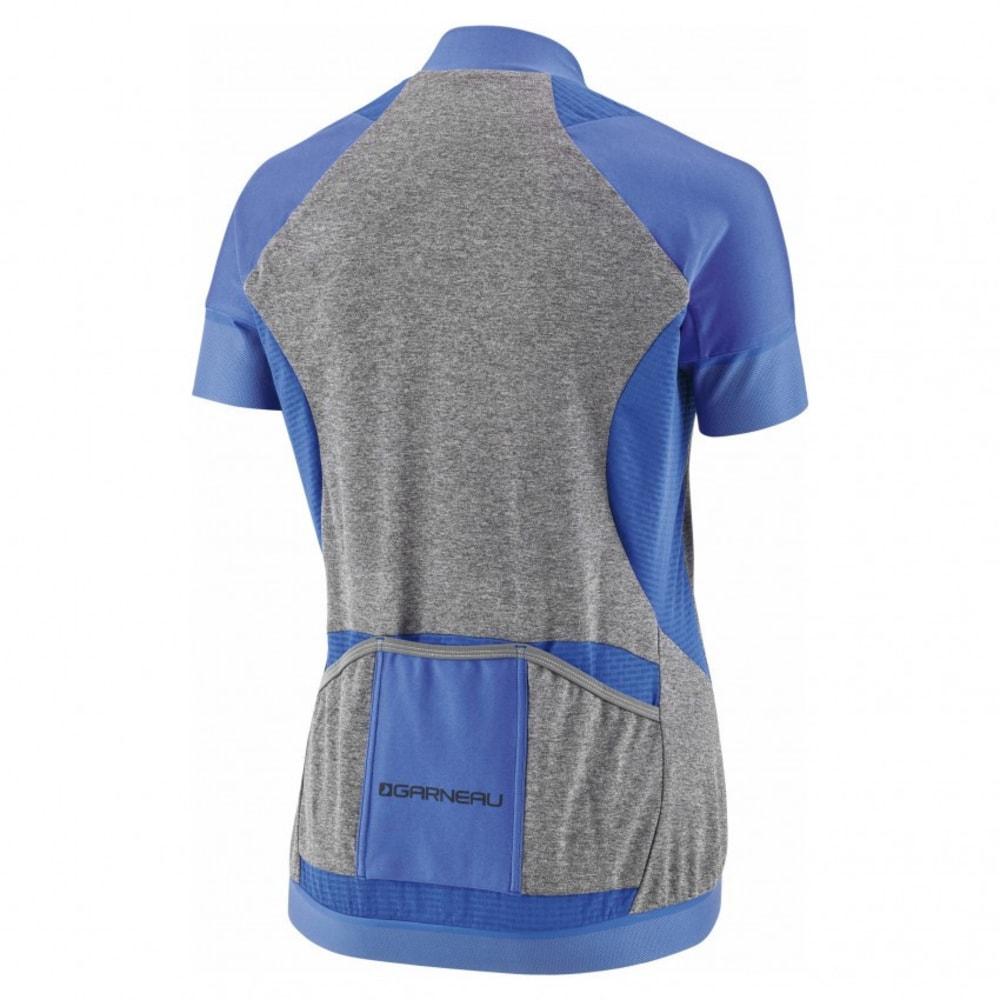 LOUIS GARNEAU Women's Icefit 2 Cycling Jersey - Blue/Gray
