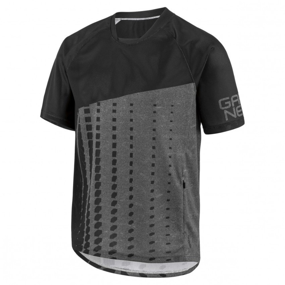 LOUIS GARNEAU Men's Span Cycling Jersey - HEATHER GREY