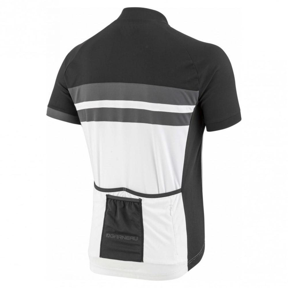 LOUIS GARNEAU Men's Evans Classic Cycling Jersey - BLACK