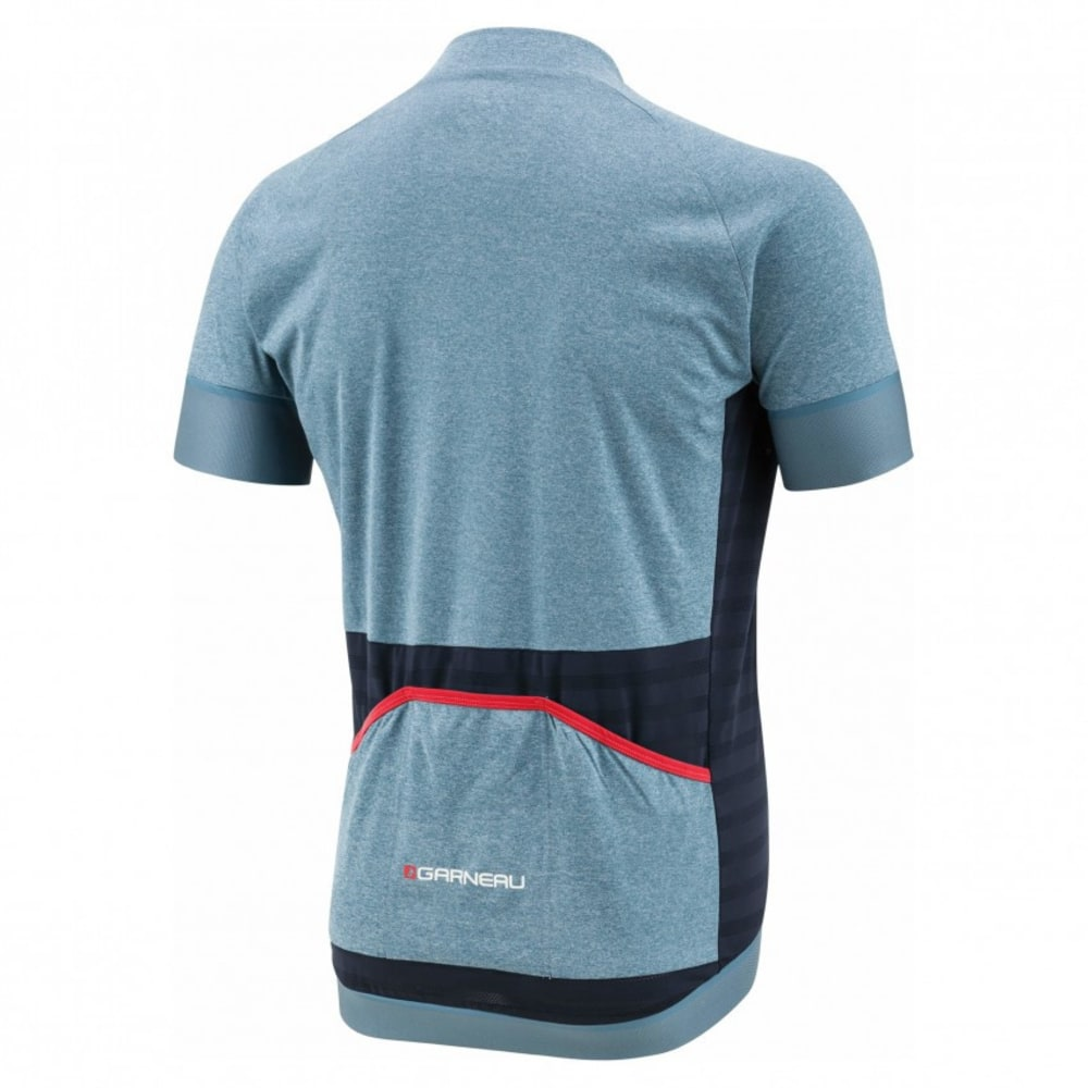 LOUIS GARNEAU Men's Icefit 2 Cycling Jersey - MOROCCAN BLUE