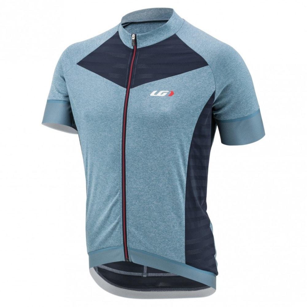 LOUIS GARNEAU Men's Icefit 2 Cycling Jersey - MOROCCAN BLUE