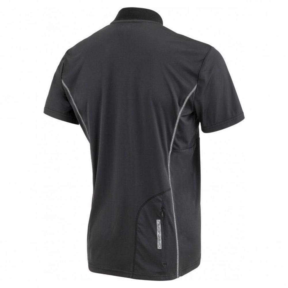 LOUIS GARNEAU Men's London Cycling Jersey - BLACK