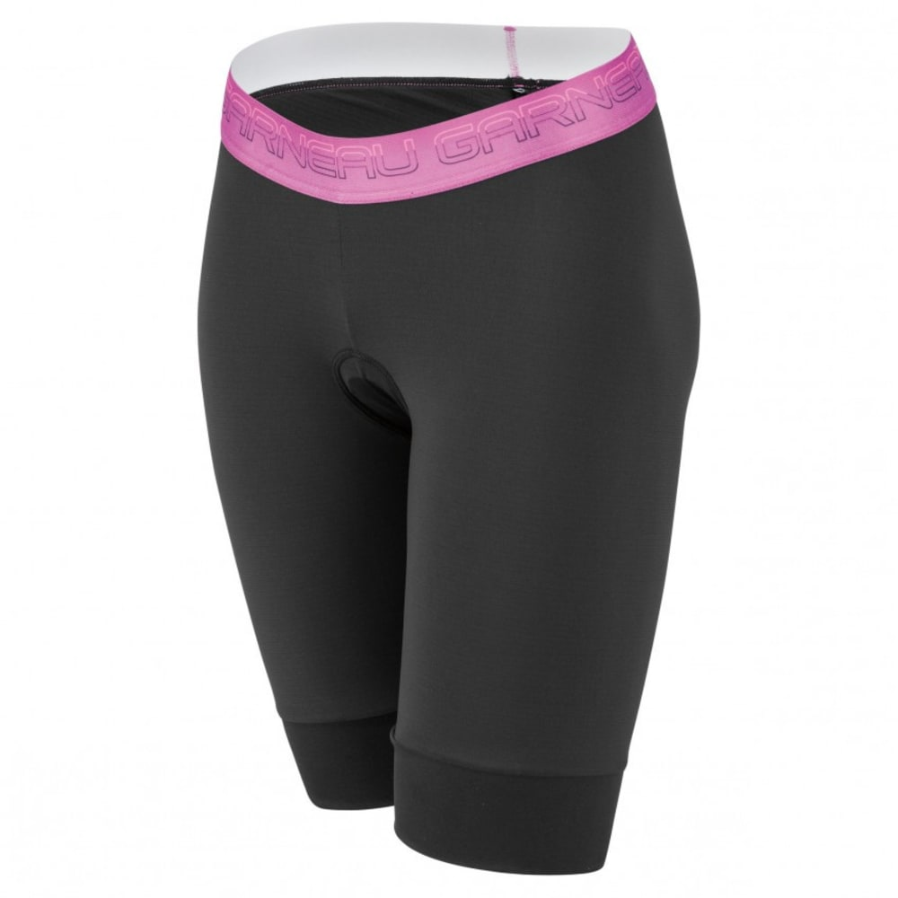 LOUIS GARNEAU Women's Icefit 2 Cycling Dress - BLACK/PURPLE