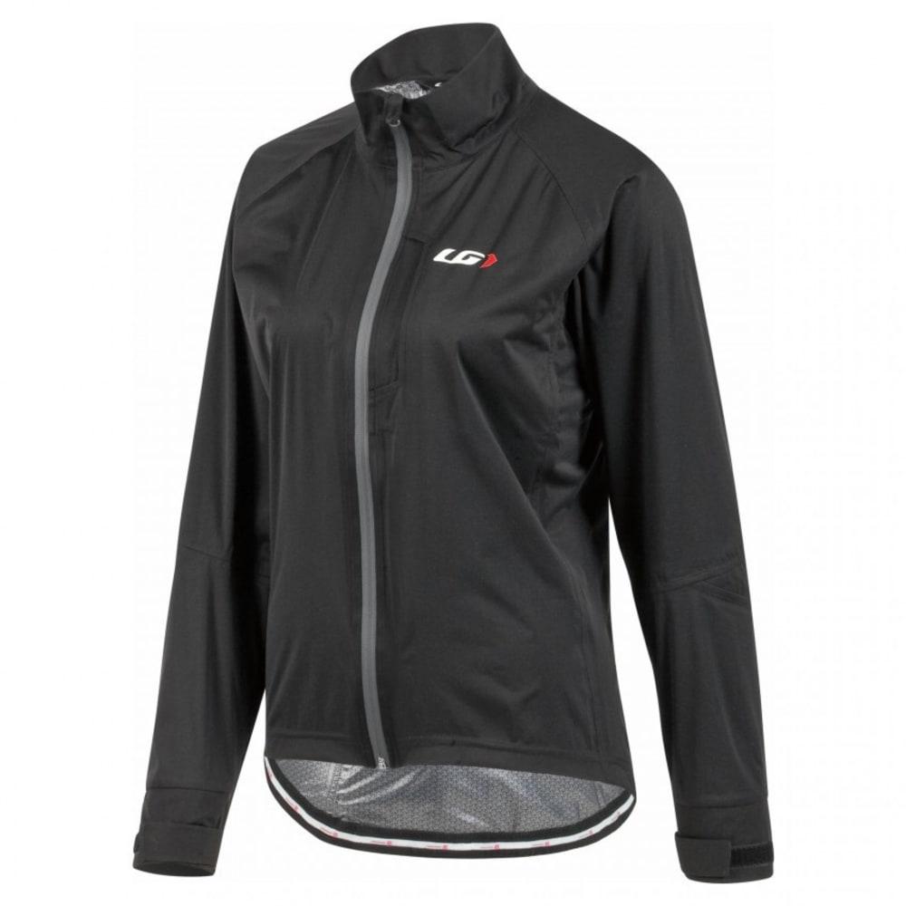 LOUIS GARNEAU Women's Commit WP Cycling Jacket - BLACK