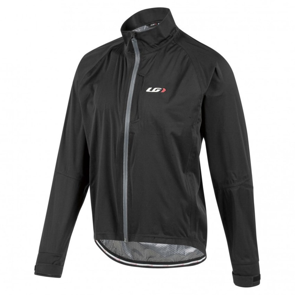 LOUIS GARNEAU Men's Commit WP Cycling Jacket - BLACK