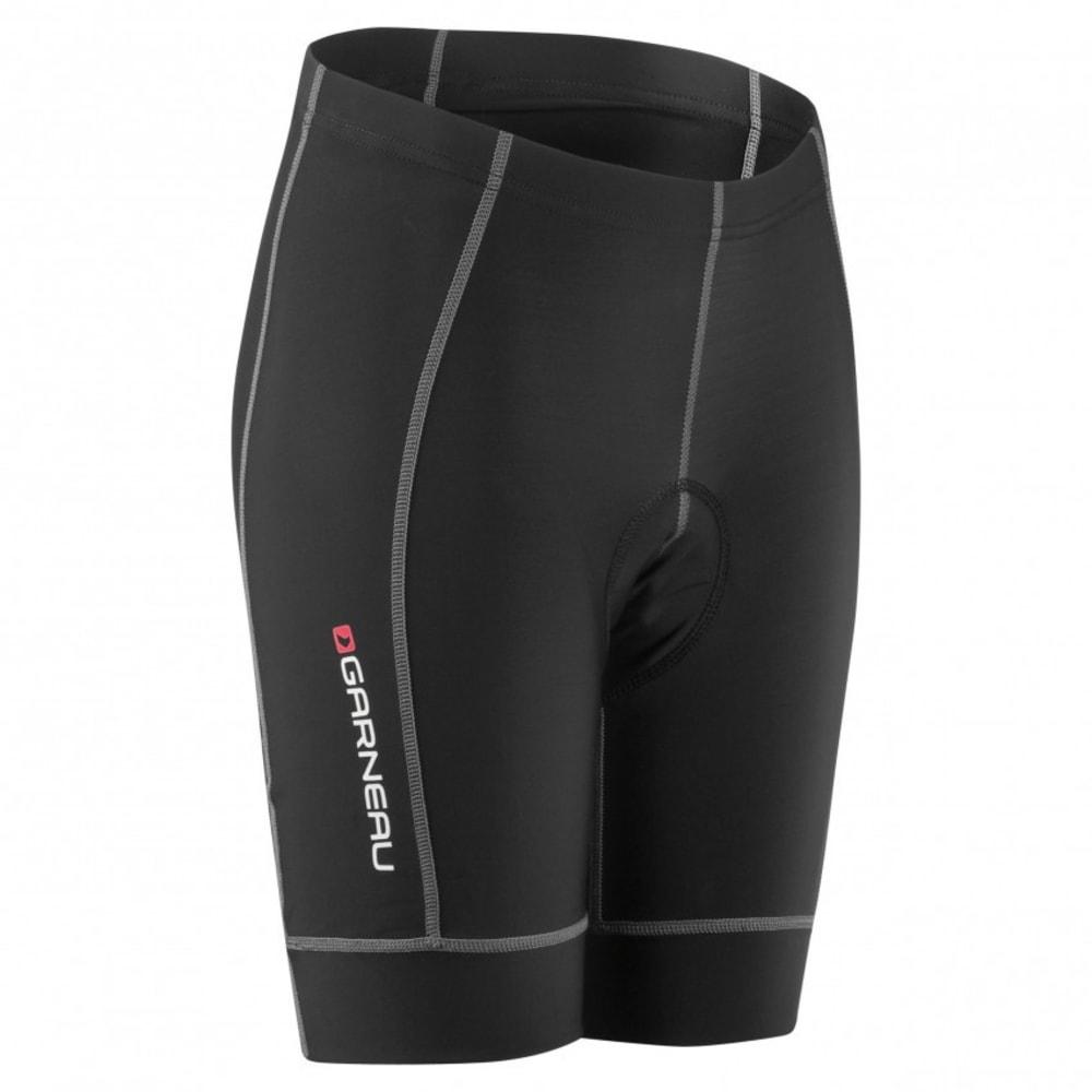 LOUIS GARNEAU Boy's Request Promax Jr Cycling Shorts, Black - BLACK