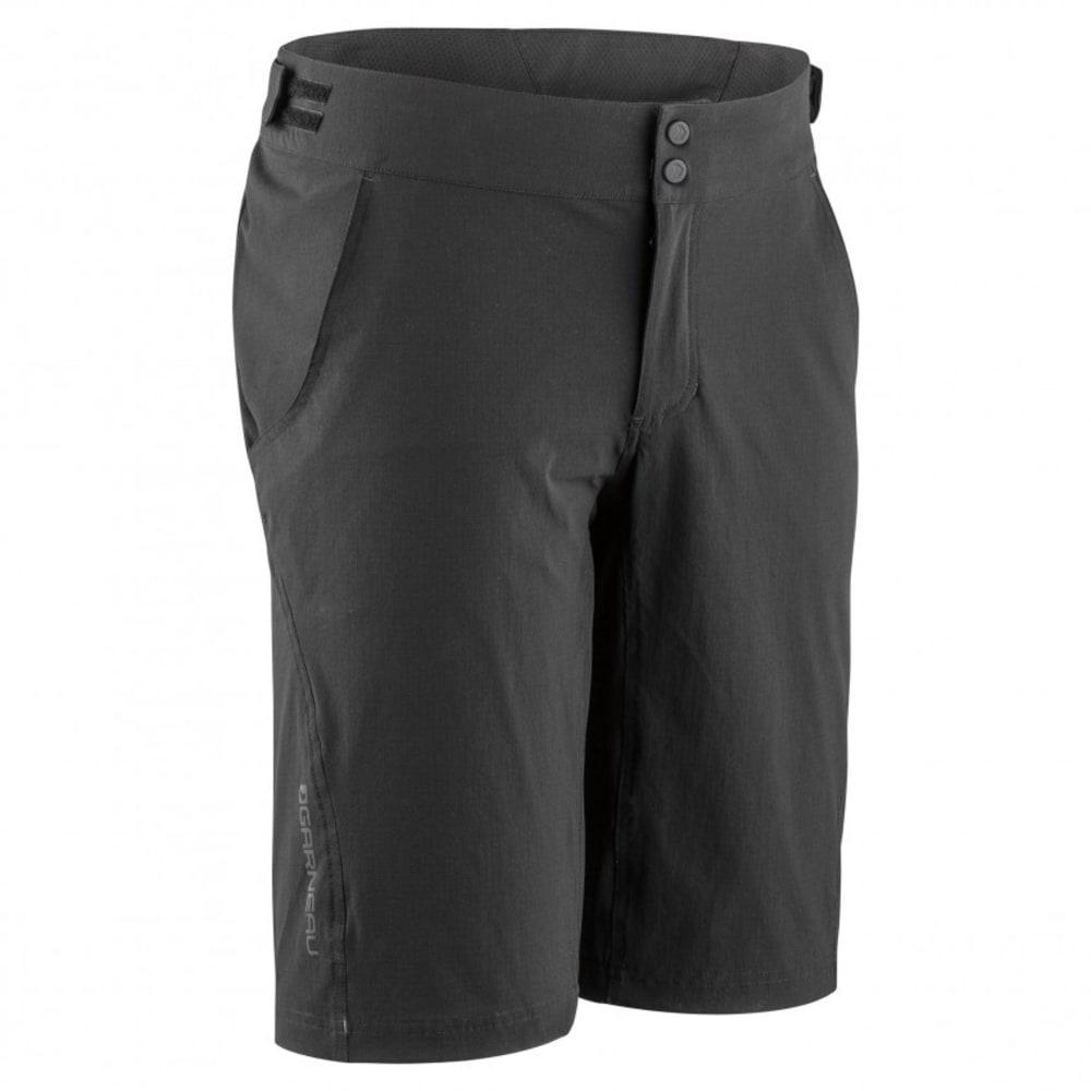 LOUIS GARNEAU Men's Connector Cycling Shorts - BLACK