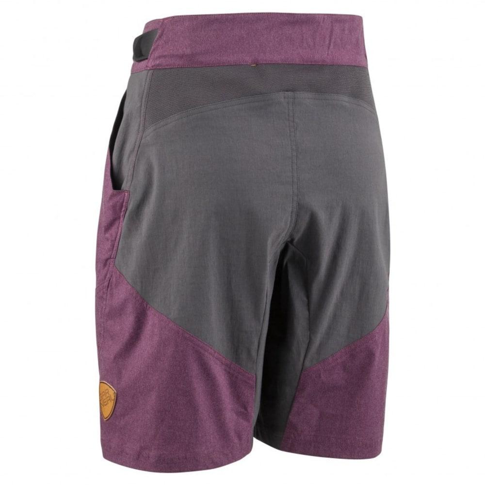 LOUIS GARNEAU Youth Dirt Jr Cycling Shorts - SHIRAZ