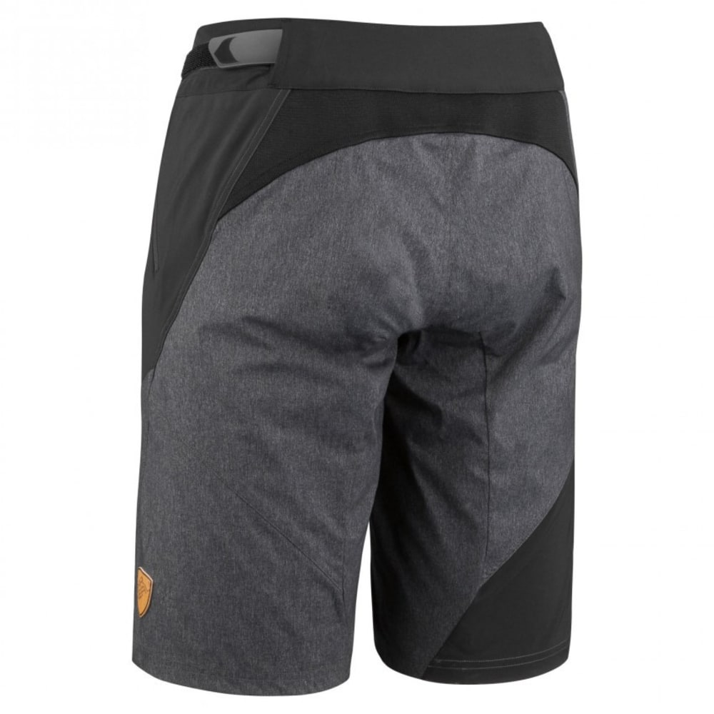 LOUIS GARNEAU Women's Dirt Cycling Shorts - BLACK/GRY