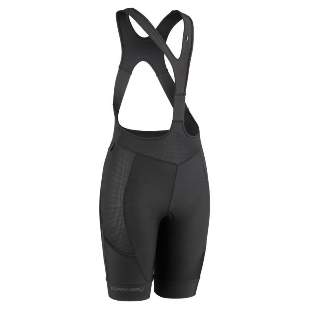 LOUIS GARNEAU Women's Dirt Cycling Shorts - BLACK/GRY