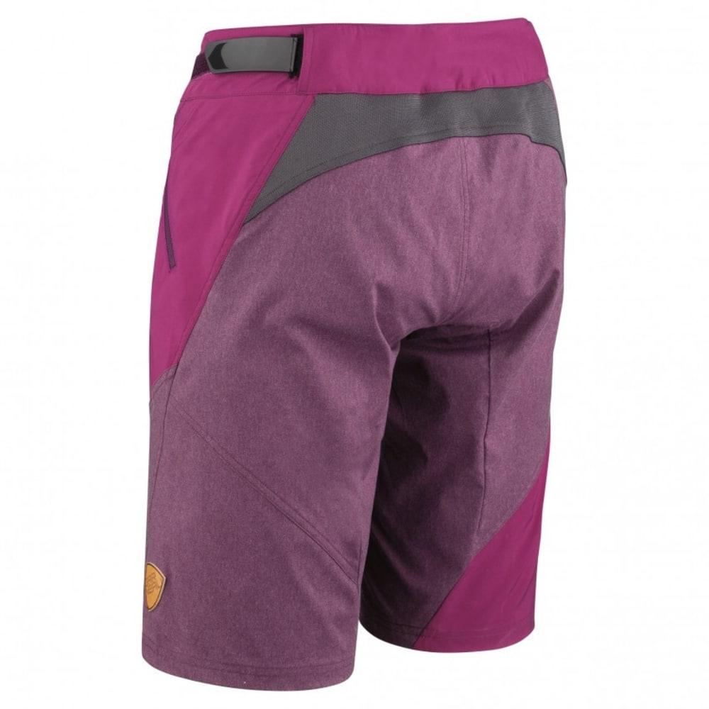 LOUIS GARNEAU Women's Dirt Cycling Shorts - SHIRAZ