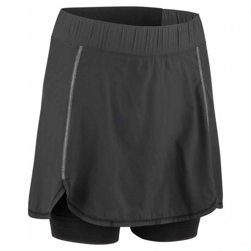 LOUIS GARNEAU Women's Urban Skirt - BLACK