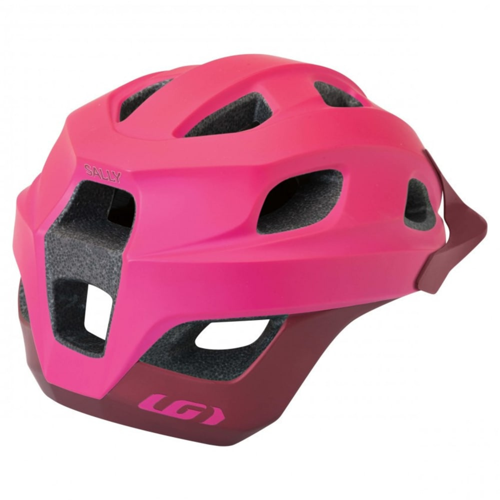 LOUIS GARNEAU Women's Sally Mips Cycling Helmet - MAGENTA PURPLE