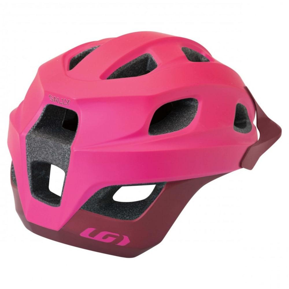 LOUIS GARNEAU Women's Sally Mips Cycling Helmet - MAGENTA PURPLE