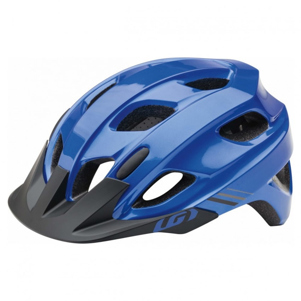 LOUIS GARNEAU Youth Jump Cycling Helmet - BLUE