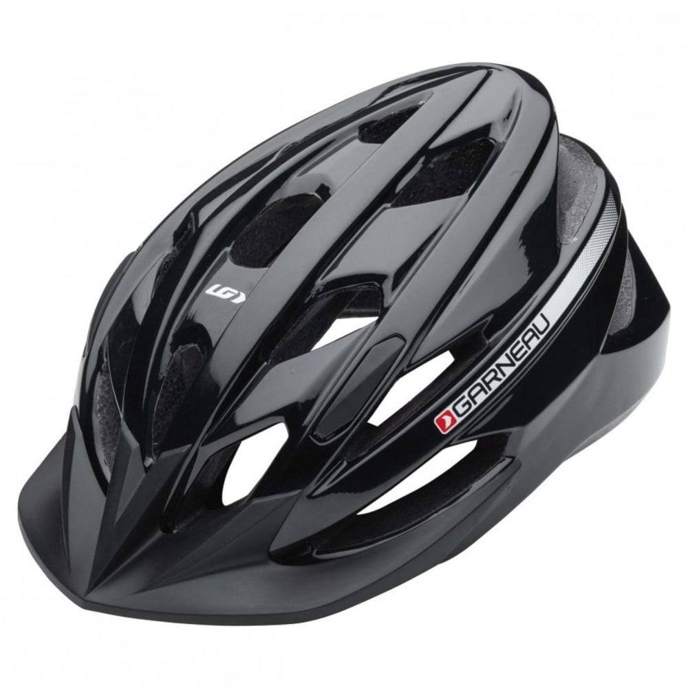 LOUIS GARNEAU Unisex Eagle Cycling Helmet - BLACK