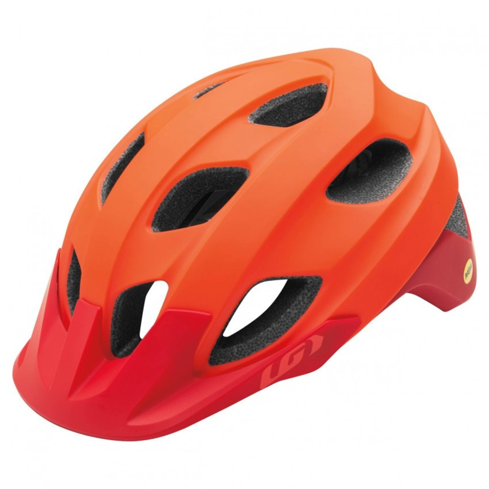 LOUIS GARNEAU Unisex Raid Mips Cycling Helmet - RED