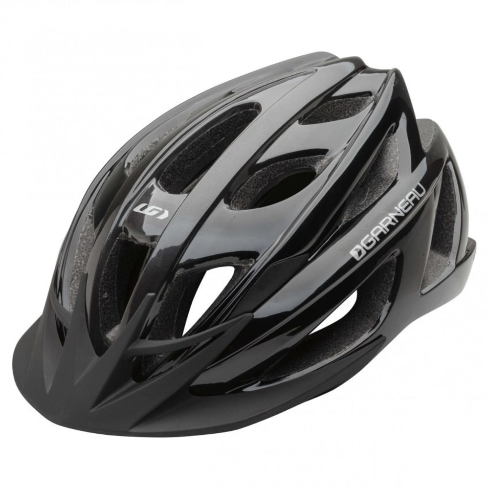 LOUIS GARNEAU Unisex Le Tour II Cycling Helmet - BLACK