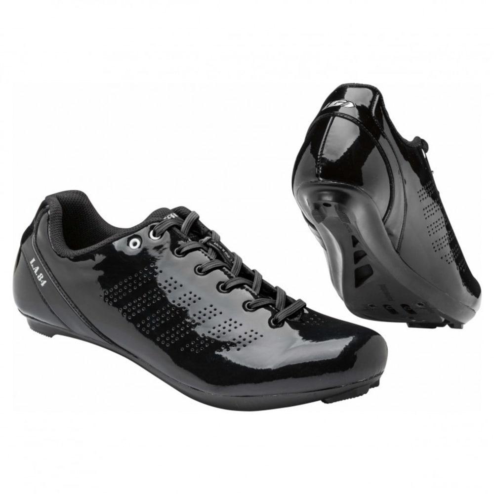 LOUIS GARNEAU Men's L.A. 84 Cycling Shoes - BLACK