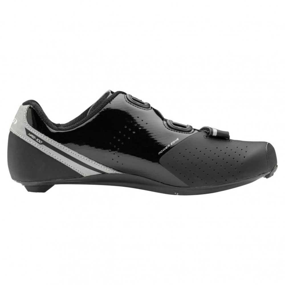 LOUIS GARNEAU Men's Carbon Ls-100 II Cycling Shoes - BLACK
