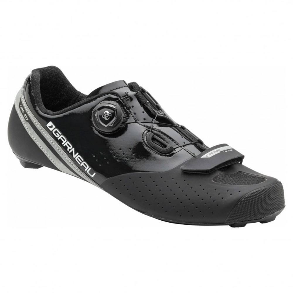 LOUIS GARNEAU Men's Carbon Ls-100 II Cycling Shoes - BLACK