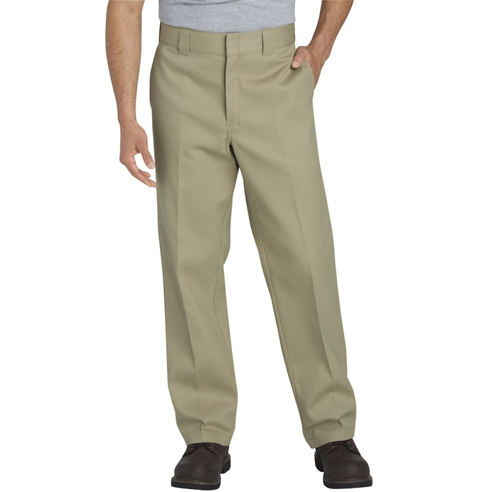 DICKIES Men's 874 FLEX Work Pants - FDS DARK SAND