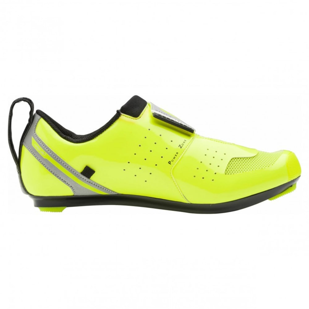 LOUIS GARNEAU Men's Tri X-speed III Triathlon Shoes - BRIGHT YELLOW