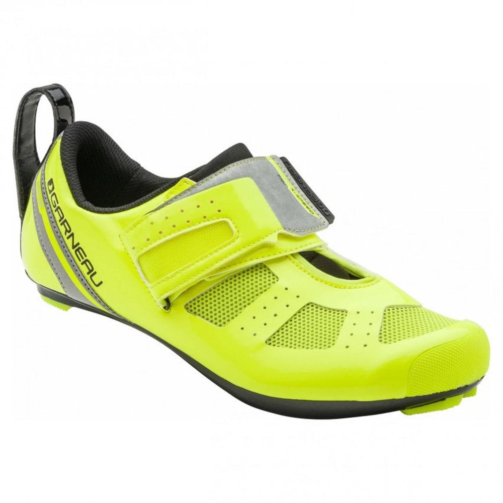 LOUIS GARNEAU Men's Tri X-speed III Triathlon Shoes - BRIGHT YELLOW