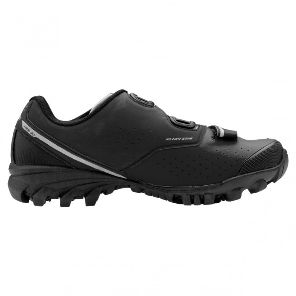 LOUIS GARNEAU Men's Onyx Cycling Shoes - BLACK