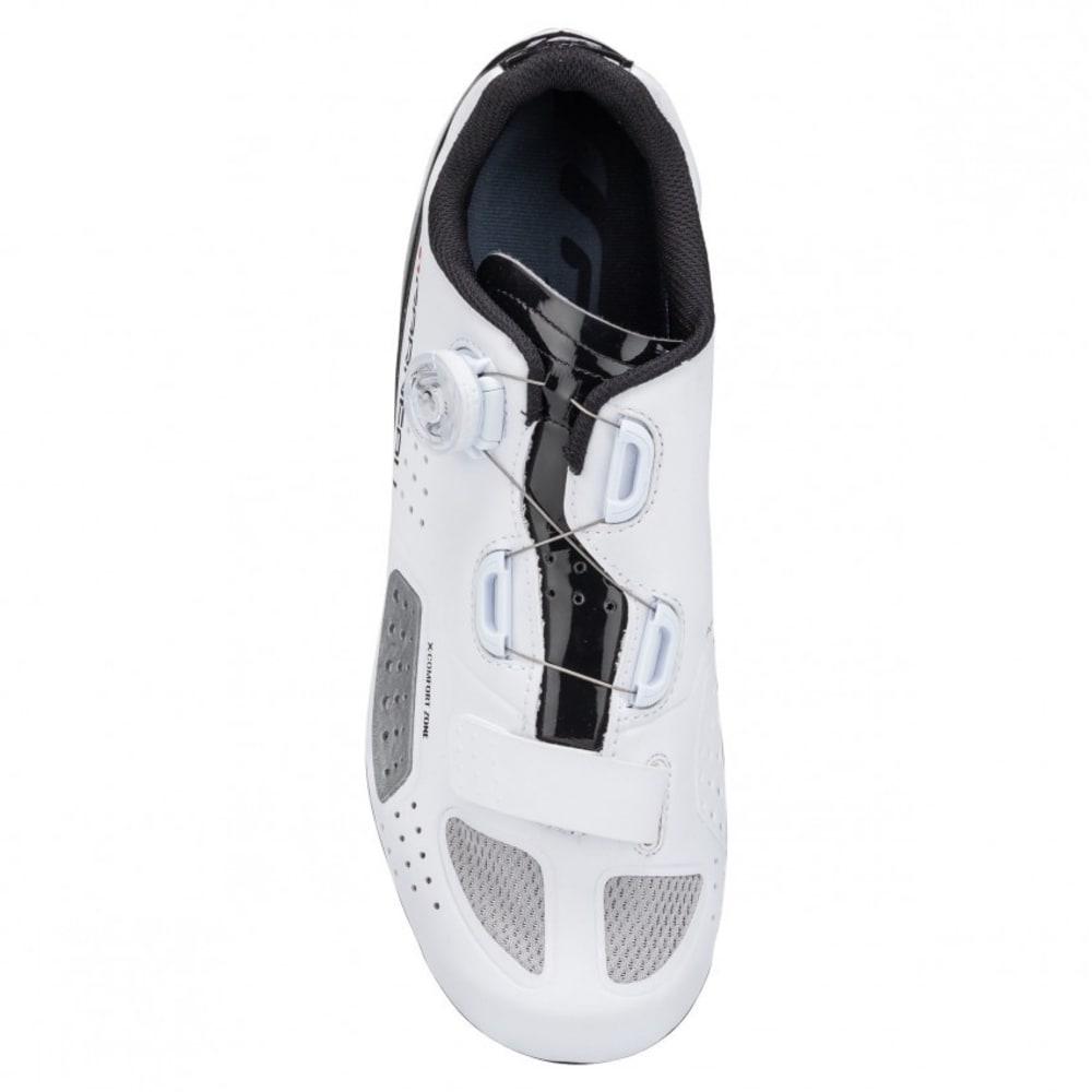 LOUIS GARNEAU Men's Platinum II Cycling Shoes - WHITE